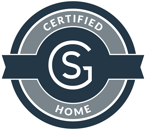 Seven Gables Certified Seal